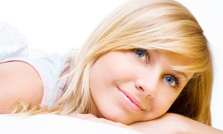 Adelaide Algarvio — Miraflores: 1 ou 2 sessões de tratamento facial Crystal Clear Oxigen Therapy desde 29,90€
