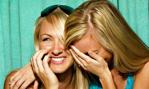 $289 For A Two-hour Photo-booth Rental From Hot Shot Photo Booth ($700 Value)