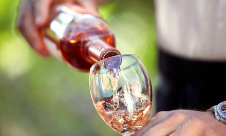 $45 for General Admission for One to the International Rosé Festival on Thursday, June 11 ($65 Value)