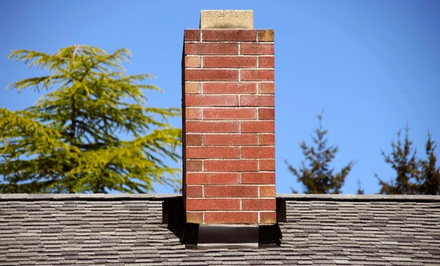 Chimney-Sweep and/or Dryer-Vent Cleaning, or Gas Fireplace Diagnostic from A-1 Chimney & Services (Up to 56% Off)