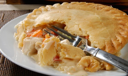 Pork Tortieres and Chicken Pot Pies To-Go at Gourmet-to-Go by L'Epicerie Rotisserie (Up to 41% Off)