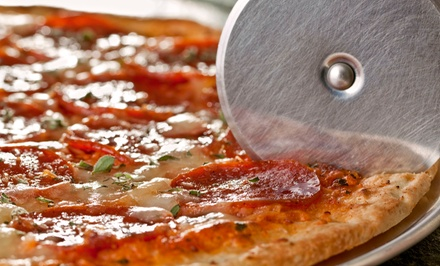 $12 for $20 Worth of Casual Italian Food at Vino's Pizza Grill House