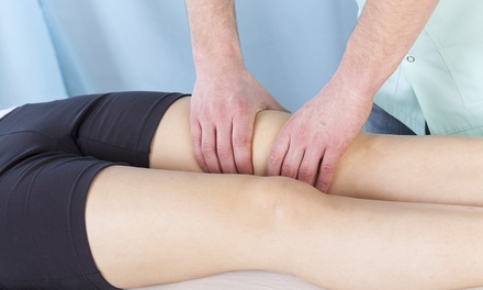 $35 for One 30-Minute Sports Massage at Chicago InHealth Center ($75 Value)