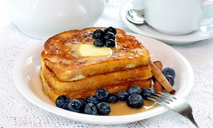 Breakfast For Two Or Four At Harvey