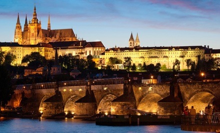Hotel Olga — Praga: 1, 2, 3 ou 4 noites para duas ou três pessoas com pequeno-almoço desde 35€