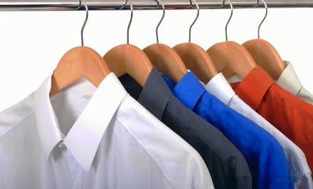 ML Clean — Vila Nova de Gaia: limpeza a seco de 2, 4 ou 8 fatos e de 5, 10 ou 15 camisas desde 12,90€