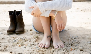 Laser Toenail-fungus Removal Treatment For One Or Both Feet At Kadin Foot & Ankle Center (up To 82% Off)