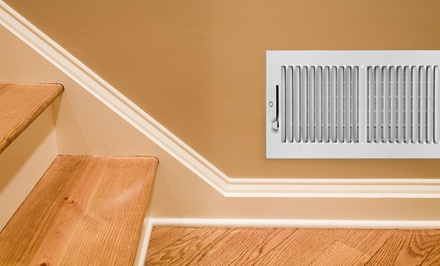 $59 for Cleaning for Seven Air Vents from American Floor Care ($ Value)