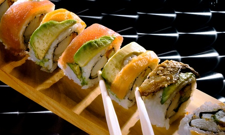 $21 for $40 Worth of Japanese Dinner for Two or More, Valid Sunday–Thursday at Fuji at Assembly