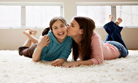 Carpet Cleaning for 3 Rooms, 7 Areas, or a Whole Home from Spots Be Gone (Up to 69% Off)