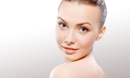 Two Eyebrow Threadings or Microdermabrasion at Panache Skin Care & Makeup Studio (Up to 52% Off)