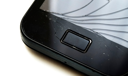 iPhone and iPad Glass Replacement at B.I.T.S. PC Repair, LLC (Up to 60% Off). Five Options Available.