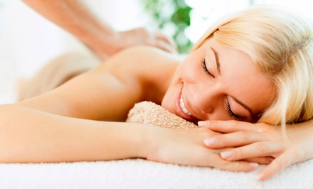 One or Three Groupons, Each Good for One Massage with a Foot-Reflexology Session at Foot Spa (Up to 53% Off)