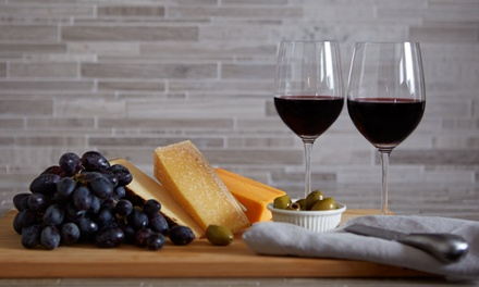 $25 for Wine and Cheese for Two at Cheese Culture (Up to $41.99 Value). Groupon Reservation Required.