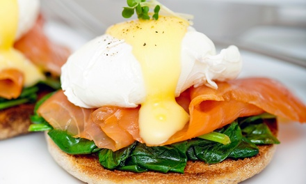 American Cuisine for Lunch, Brunch, or Dinner at Heritage (Up to 47% Off)