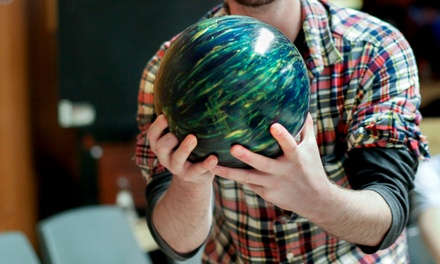 Two-Hours of Bowling with Shoe Rental for Two, Four, or Six at Stars Recreation Center (51% Off)