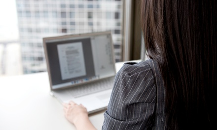 $39 for an Online Microsoft Office Professional Certification Course from Insotus ($999 Value)