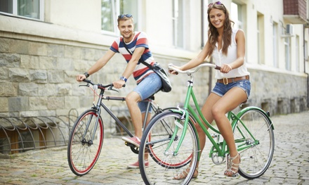 $50 for $100 Worth of Bicycles, Gear, and Tune-Ups at Summit Bicycles