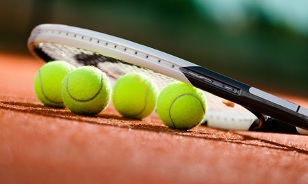 Tennis Lessons for Adults or Youth, or One Hour of Indoor Court Time at InnerCity Tennis (Up to 50% Off)