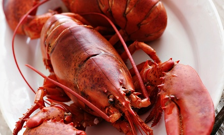 Seafood for Two or Four or Take-Out at Anchors Seafood & Ale House (Up to 50% Off)