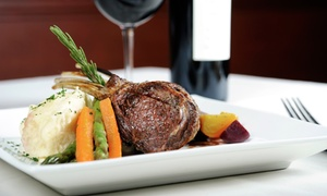 Dinner For Two Or Four At Bad Art Bistro (42% Off)