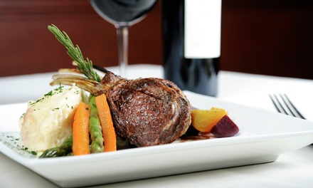 Upscale European Comfort Food Dinner for Two or Four at Pomegranate (40% Off)