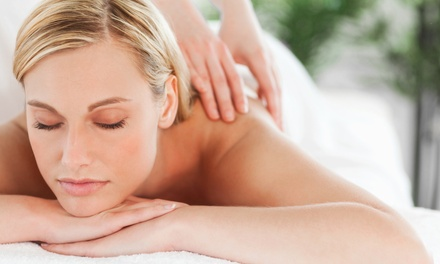 One or Three Deep-Tissue Massages at The Little Spa (Up to 55% Off)