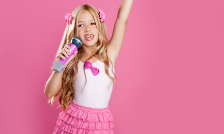 $39 for a Kids' Spa Makeover Package at Beauty Bar Salon and Spa ($85 Value)