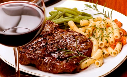Dinner and Drinks for Two or Four at Ten O One Club (Up to 50% Off)