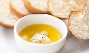 $10 For $20 Worth Of Premium Olive Oils And Aged Balsamic Vinegars At The Crescent Olive