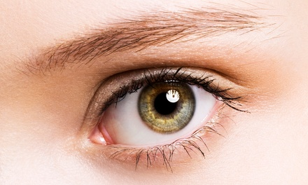 Credit Toward Custom LASIK at LasikPlus (Up to 50% Off). Two Options Available.