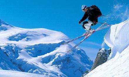 SKI 3 — Serra Nevada: curso de esqui ou snowboard para uma ou duas pessoas desde 29,90€