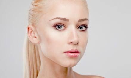One or Three 60-Minute Vitamin Oxygen Anti-Aging Facials at Tiffany Lash & Spa (Up to 69% Off)