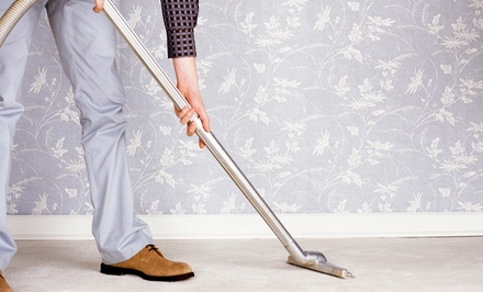 3 or 5 Rooms of Carpet Cleaning Plus Hallway at Spectrum Cleaning & Restoration Network (Up to 68% Off)