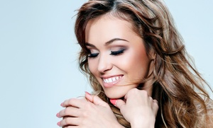 Haircut With Optional Full Highlights, Or Deep Conditioning And Blowout At Estetica Hair Studio (up To 62% Off)