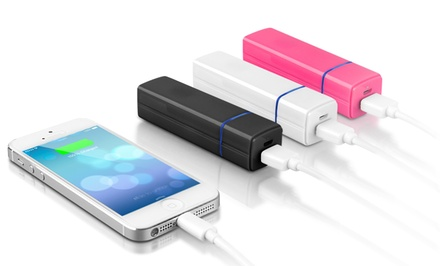 Merkury Innovations 2,000 mAh Portable Smartphone Charger
