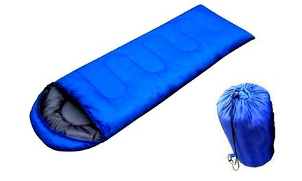 Jumbo Left-Zip Sleeping Bag