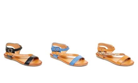 Women's Elegant Footwear Alarice-1 Sandals | Brought to you by ideel