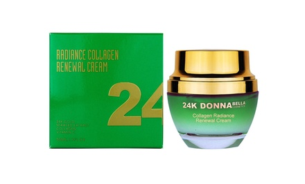 Donna Bella 24 K Collagen Radiance Renewal Cream