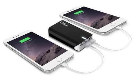 uNu Enerpak Plus 8,000mAh Portable Power Bank