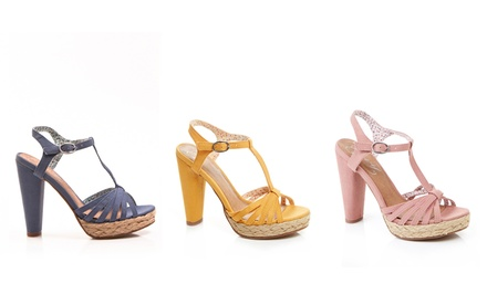 Envy Be Easy Sandals | Brought to You by ideel
