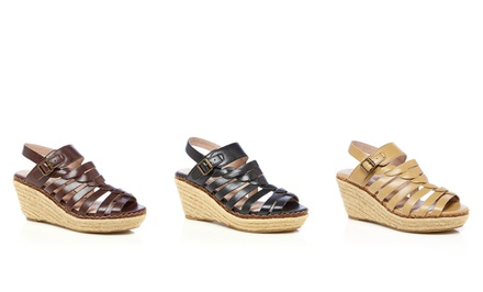 Chelsea Crew Marina Women's Wedge Sandals | Brought to You by ideel