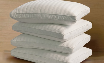 2- or 4-Pack of Royal Luxe 350 Thread-Count Queen Pillows