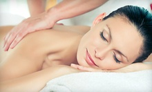 $45 for  a Hot River Stone Therapy Massage at Natural Art Of Massage Fort Worth
