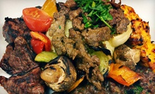 $10 for $20 at Mina Mediterranean Restaurant