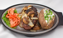 $7 for $15 Worth of Food &amp; Drinks for 2 or More People at Bluemound Gardens