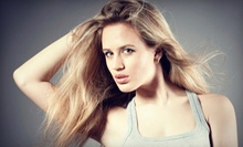 $13 for a Men's Cut, Dry &amp; Style at Hair Slingers Salon
