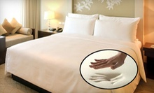 "$699 for a 10"" Queen Eco-Friendly Memory Foam Mattress at Sweet Dreams Mattress Gallery"