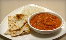 $20 for $30 at Nawab Authentic Indian Cuisine