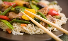 $10 for $20 Worth of Dinner at Masa Asian Kitchen
